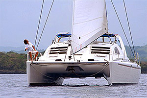 sailing yacht for rent Philippines