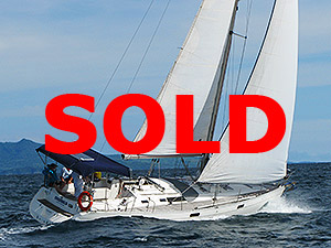 Beneteau oceanis 430 for sale cruising yacht