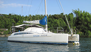 Fountaine Pajot 32 catamaran for sale