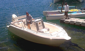 Trevally speed boat for sale