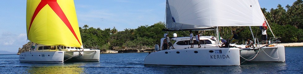 cruising catamarans for sale